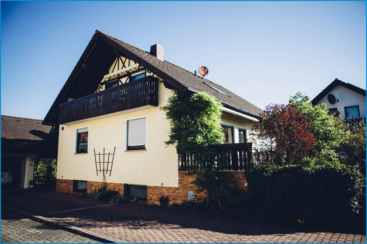 Ferienhaus Ruth Andert in Bad Staffelstein